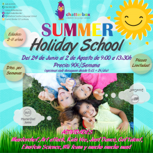 Summer Holiday Club 2019!